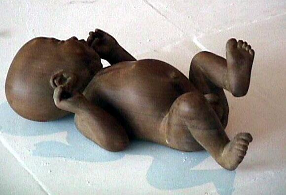 Скульптуры Эдгара де Суза